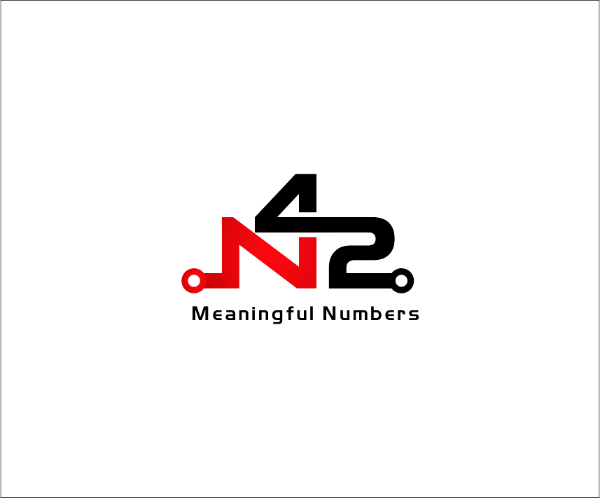 Logo Design by Armada Jamaluddin - Entry No. 142 in the Logo Design Contest Artistic Logo Design for Number 42.