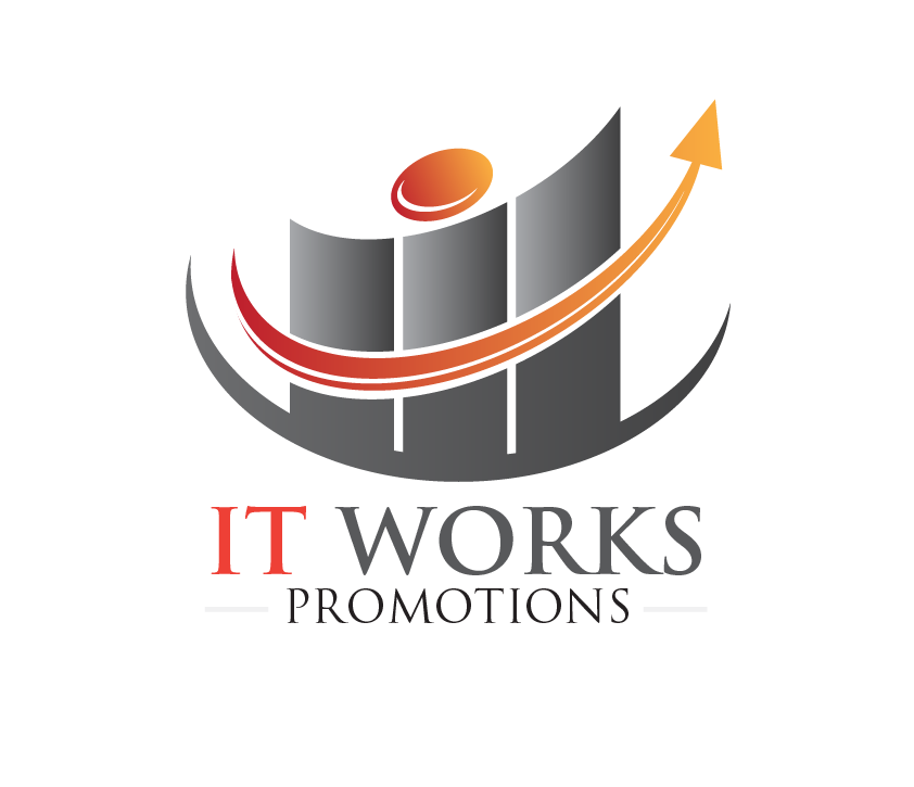 Logo Design by Omole Oluseyi - Entry No. 18 in the Logo Design Contest Creative Logo Design for It Works Promotions.