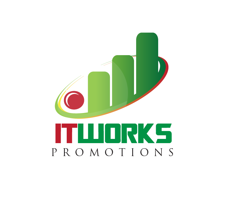 Logo Design by Omole Oluseyi - Entry No. 19 in the Logo Design Contest Creative Logo Design for It Works Promotions.