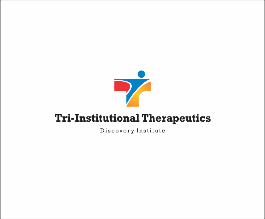 Logo Design by Armada Jamaluddin - Entry No. 37 in the Logo Design Contest Inspiring Logo Design for Tri-Institutional Therapeutics Discovery Institute.