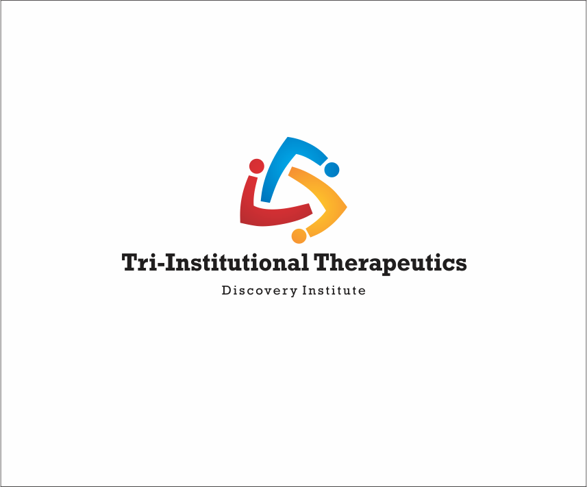 Logo Design by Armada Jamaluddin - Entry No. 38 in the Logo Design Contest Inspiring Logo Design for Tri-Institutional Therapeutics Discovery Institute.