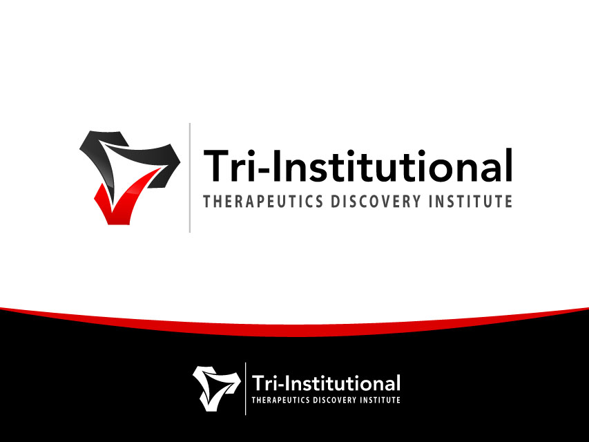 Logo Design by Richard Soriano - Entry No. 39 in the Logo Design Contest Inspiring Logo Design for Tri-Institutional Therapeutics Discovery Institute.