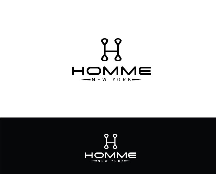 Logo Design by Murtaza Fayyaz - Entry No. 83 in the Logo Design Contest Artistic Logo Design for HOMME | NEW YORK.