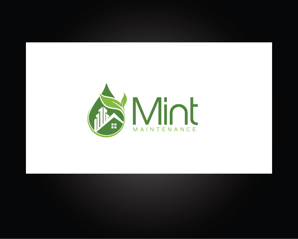 Logo Design by roc - Entry No. 128 in the Logo Design Contest Creative Logo Design for Mint Maintenance.
