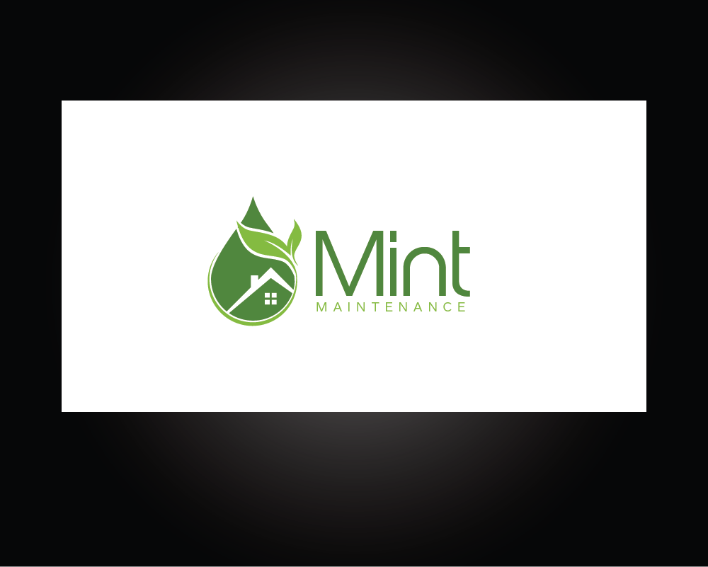 Logo Design by roc - Entry No. 129 in the Logo Design Contest Creative Logo Design for Mint Maintenance.
