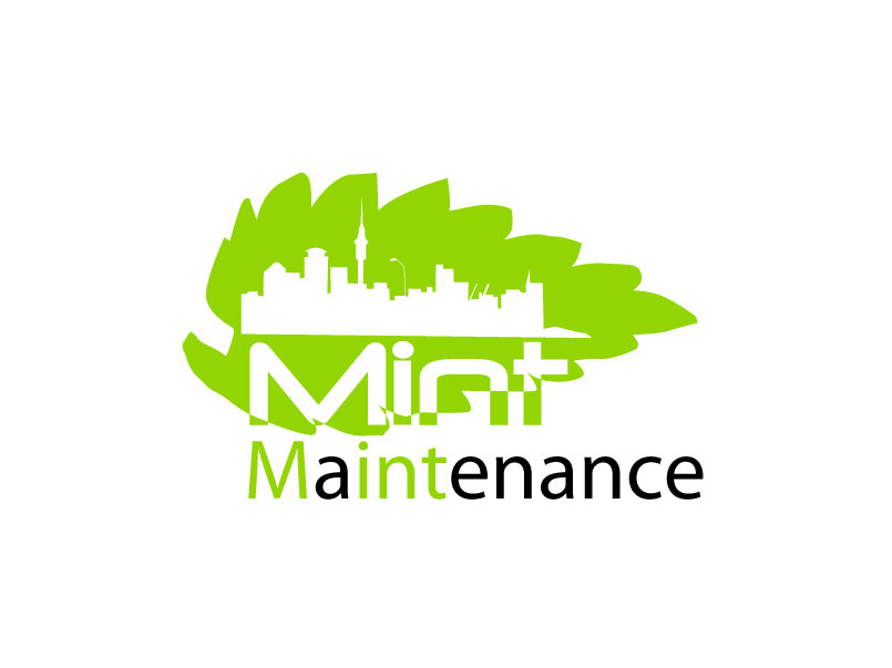 Logo Design by Nirmali Kaushalya - Entry No. 134 in the Logo Design Contest Creative Logo Design for Mint Maintenance.