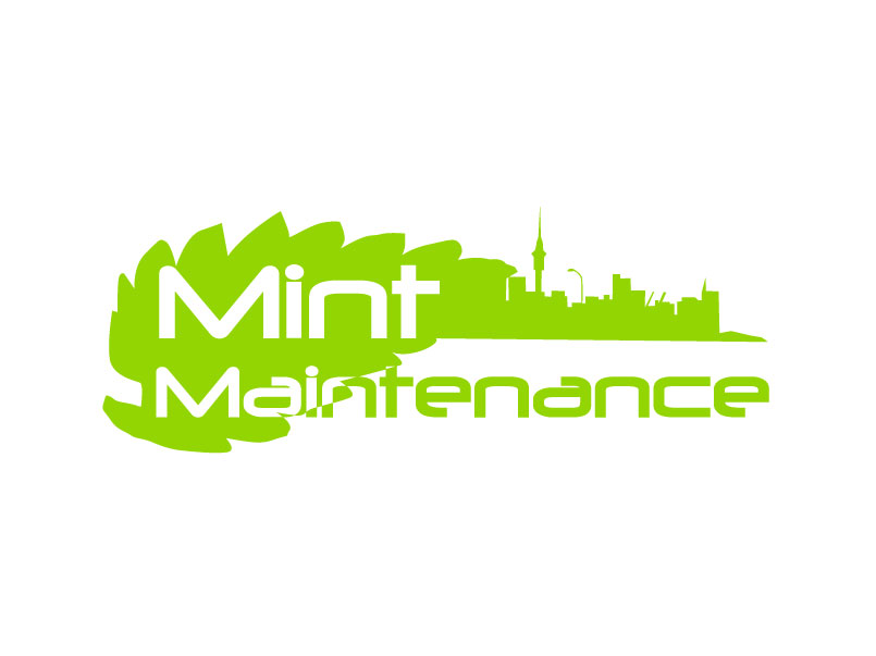 Logo Design by Nirmali Kaushalya - Entry No. 135 in the Logo Design Contest Creative Logo Design for Mint Maintenance.