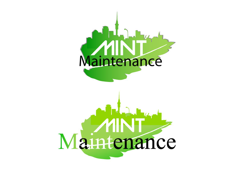 Logo Design by Nirmali Kaushalya - Entry No. 137 in the Logo Design Contest Creative Logo Design for Mint Maintenance.