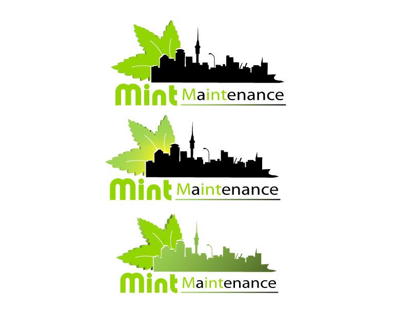 Logo Design by Nirmali Kaushalya - Entry No. 138 in the Logo Design Contest Creative Logo Design for Mint Maintenance.