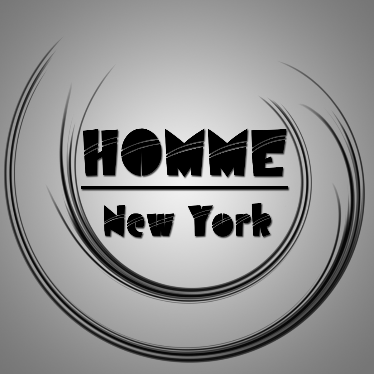 Logo Design by Viral Ramani - Entry No. 89 in the Logo Design Contest Artistic Logo Design for HOMME | NEW YORK.