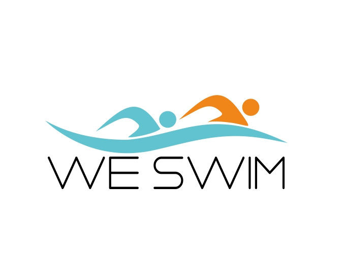 Logo Design by ronny - Entry No. 5 in the Logo Design Contest Captivating Logo Design for We Swim.
