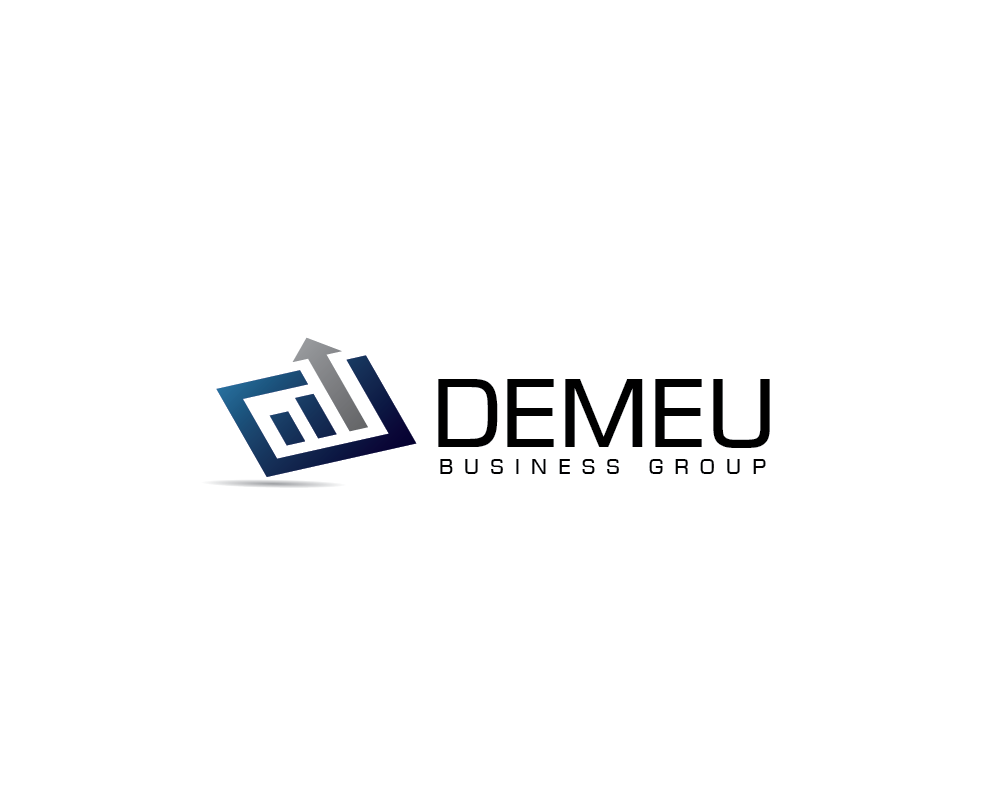 Logo Design by roc - Entry No. 45 in the Logo Design Contest Captivating Logo Design for DEMEU Business Group.
