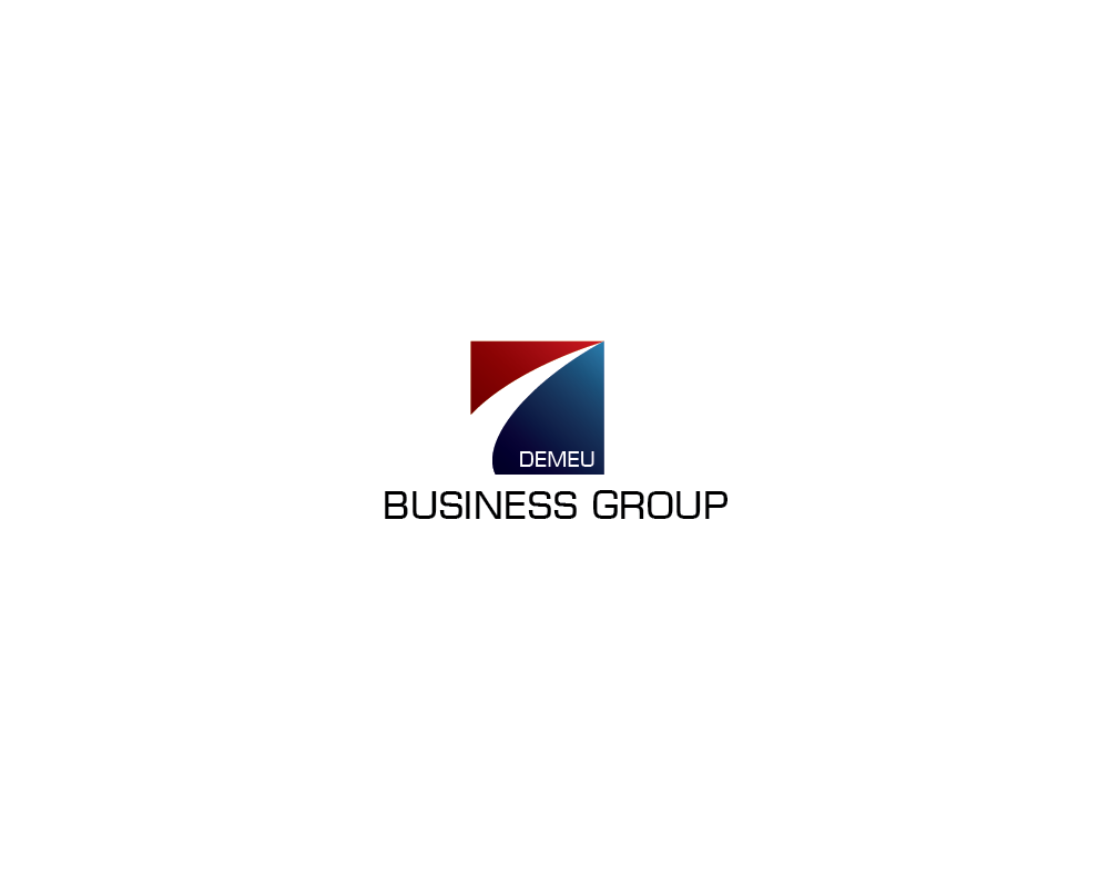 Logo Design by roc - Entry No. 46 in the Logo Design Contest Captivating Logo Design for DEMEU Business Group.