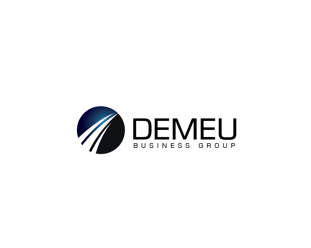 Logo Design by roc - Entry No. 47 in the Logo Design Contest Captivating Logo Design for DEMEU Business Group.