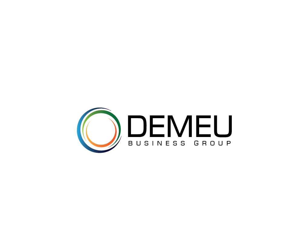 Logo Design by roc - Entry No. 48 in the Logo Design Contest Captivating Logo Design for DEMEU Business Group.