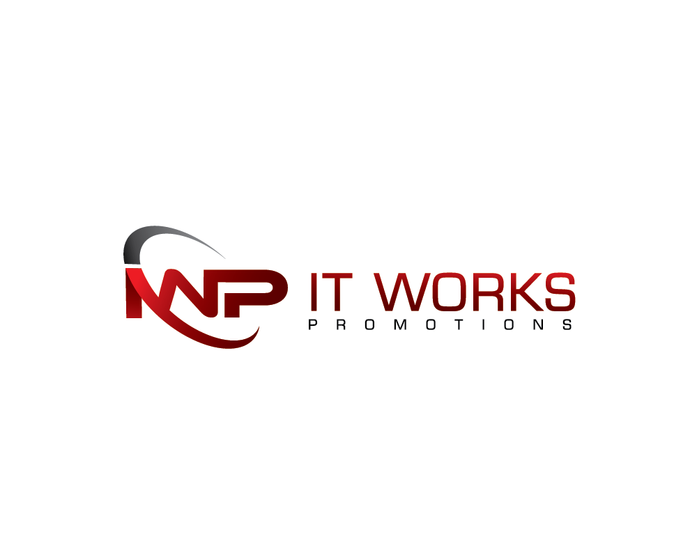 Logo Design by roc - Entry No. 25 in the Logo Design Contest Creative Logo Design for It Works Promotions.