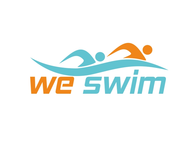 Logo Design by ronny - Entry No. 6 in the Logo Design Contest Captivating Logo Design for We Swim.