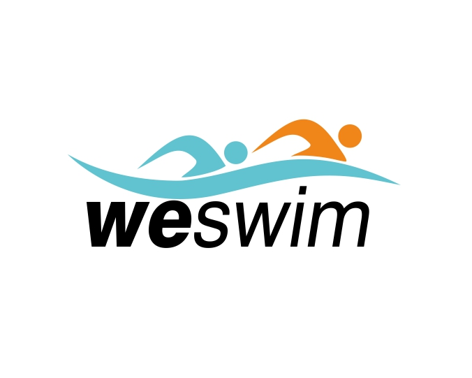 Logo Design by ronny - Entry No. 7 in the Logo Design Contest Captivating Logo Design for We Swim.