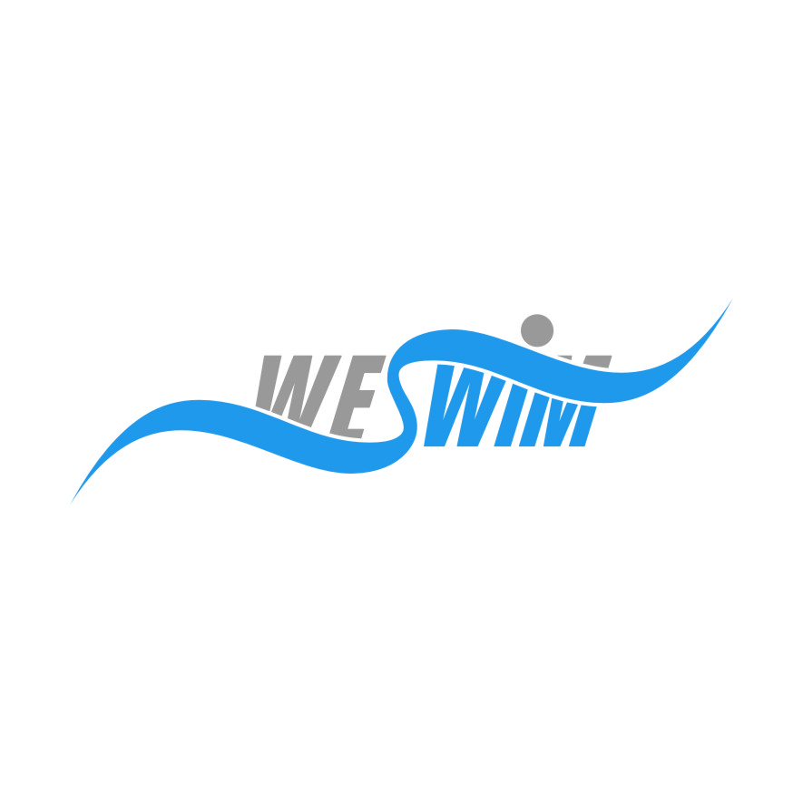Logo Design by Ngepet_art - Entry No. 10 in the Logo Design Contest Captivating Logo Design for We Swim.
