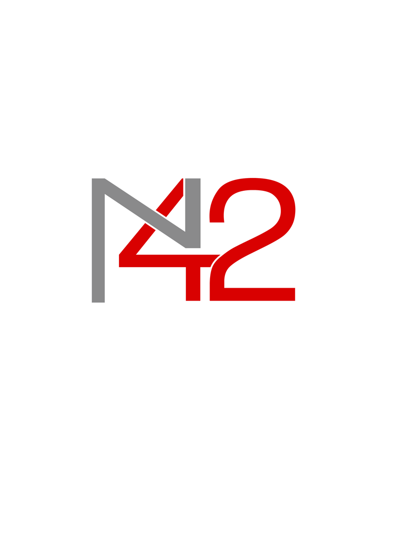 Logo Design by Private User - Entry No. 157 in the Logo Design Contest Artistic Logo Design for Number 42.