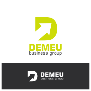 Logo Design by Private User - Entry No. 51 in the Logo Design Contest Captivating Logo Design for DEMEU Business Group.