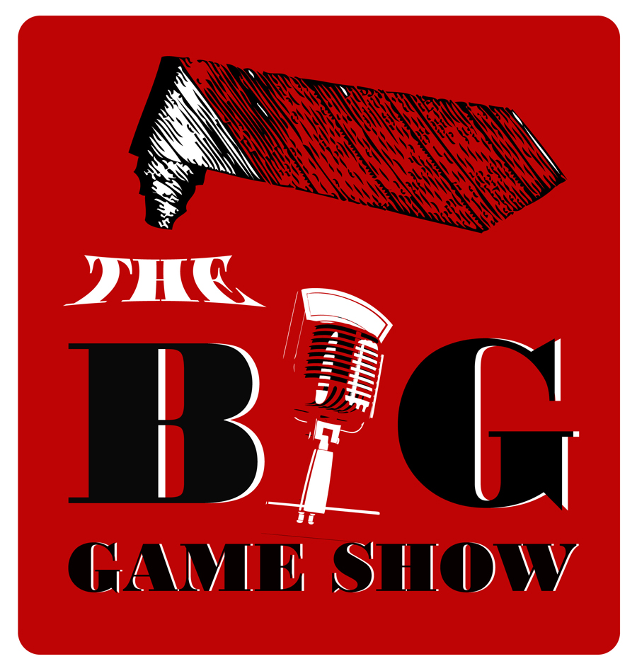 Logo Design by sorina.sabau - Entry No. 40 in the Logo Design Contest The Big Game Show logo.