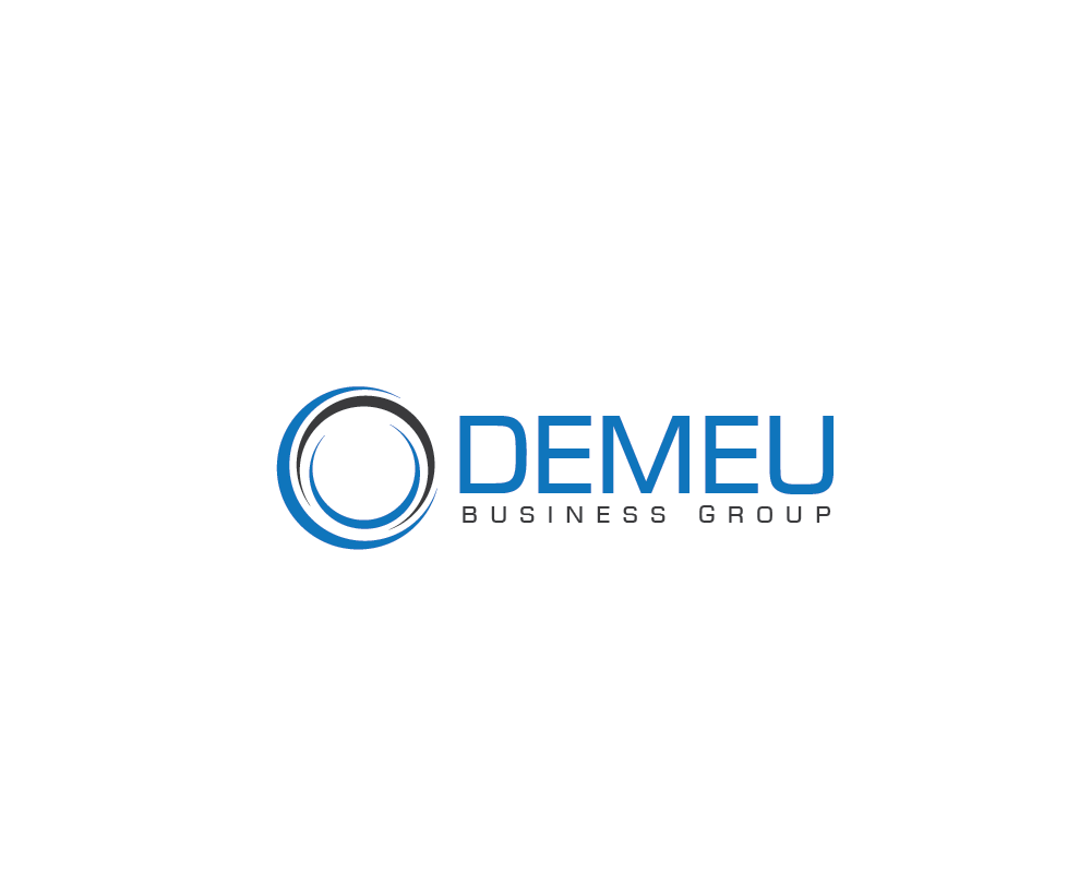 Logo Design by roc - Entry No. 52 in the Logo Design Contest Captivating Logo Design for DEMEU Business Group.