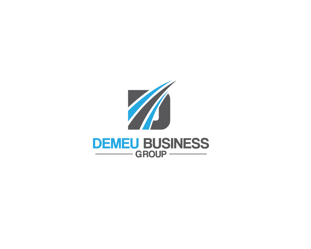 Logo Design by roc - Entry No. 54 in the Logo Design Contest Captivating Logo Design for DEMEU Business Group.