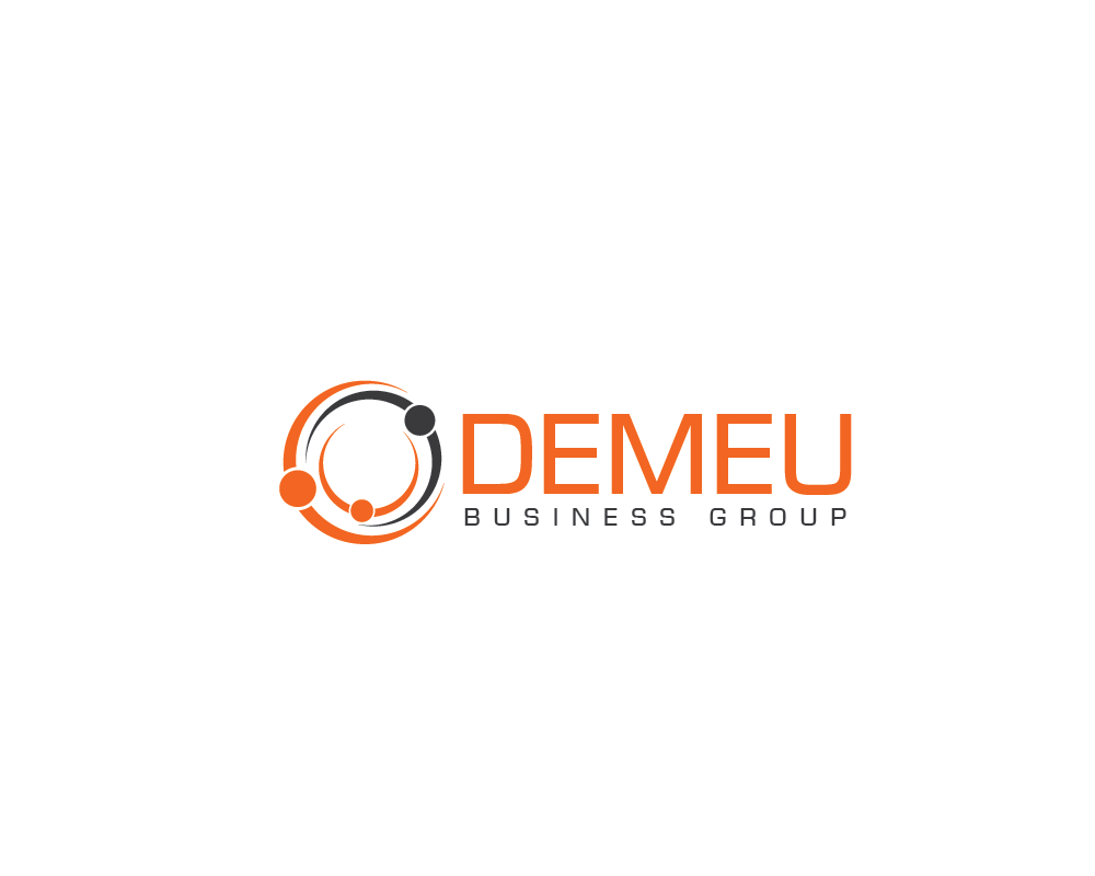 Logo Design by roc - Entry No. 55 in the Logo Design Contest Captivating Logo Design for DEMEU Business Group.