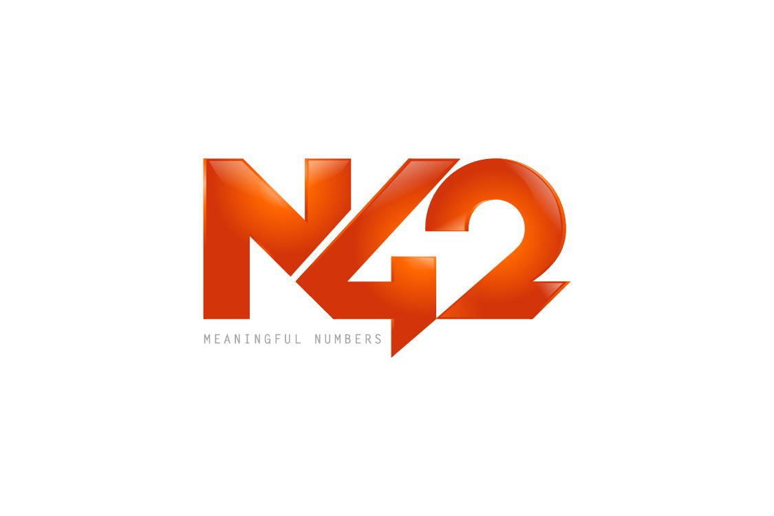 Logo Design by Top Elite - Entry No. 169 in the Logo Design Contest Artistic Logo Design for Number 42.