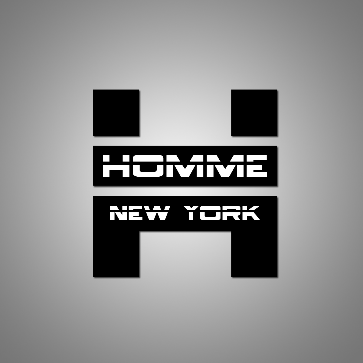Logo Design by Viral Ramani - Entry No. 103 in the Logo Design Contest Artistic Logo Design for HOMME | NEW YORK.