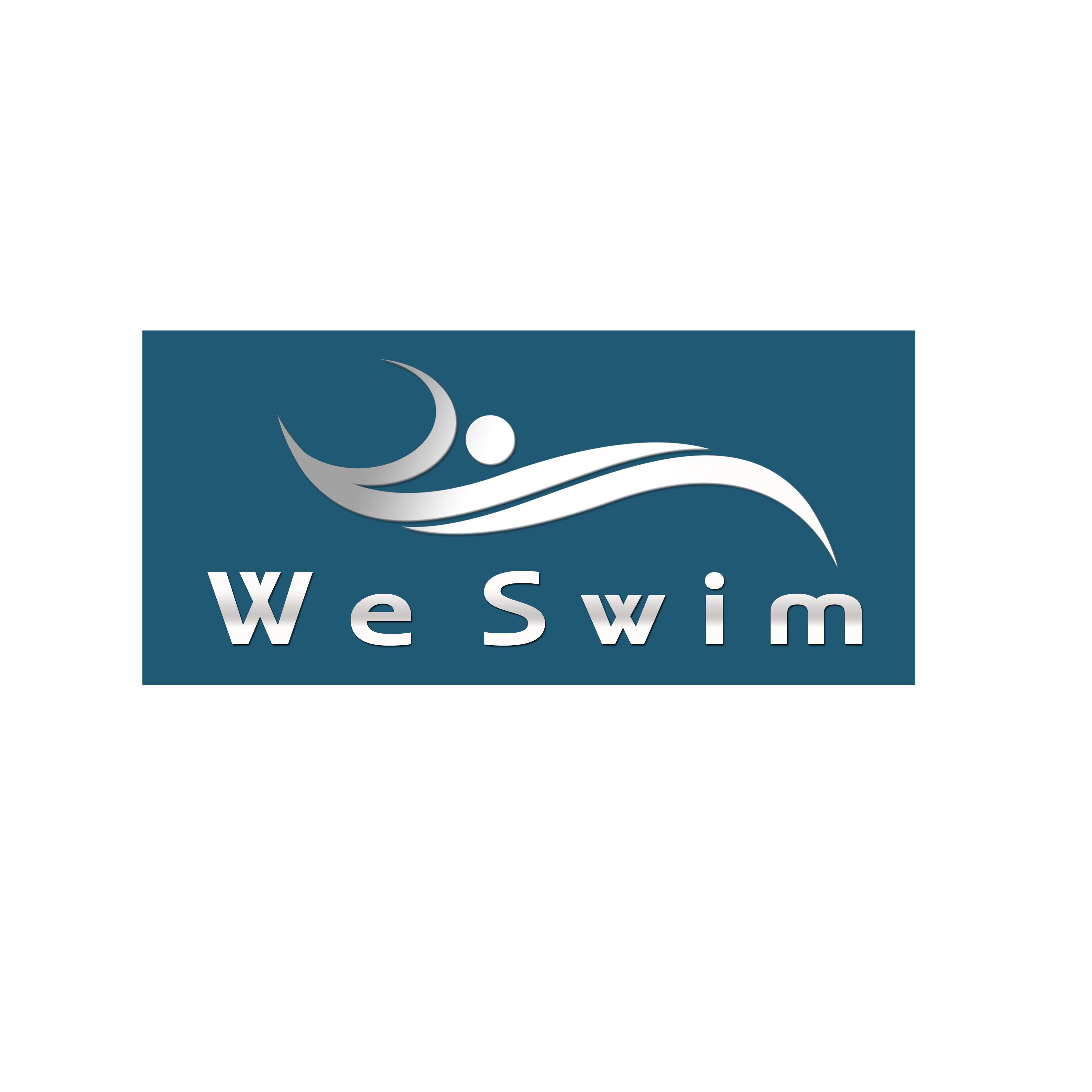 Logo Design by Allan Esclamado - Entry No. 19 in the Logo Design Contest Captivating Logo Design for We Swim.
