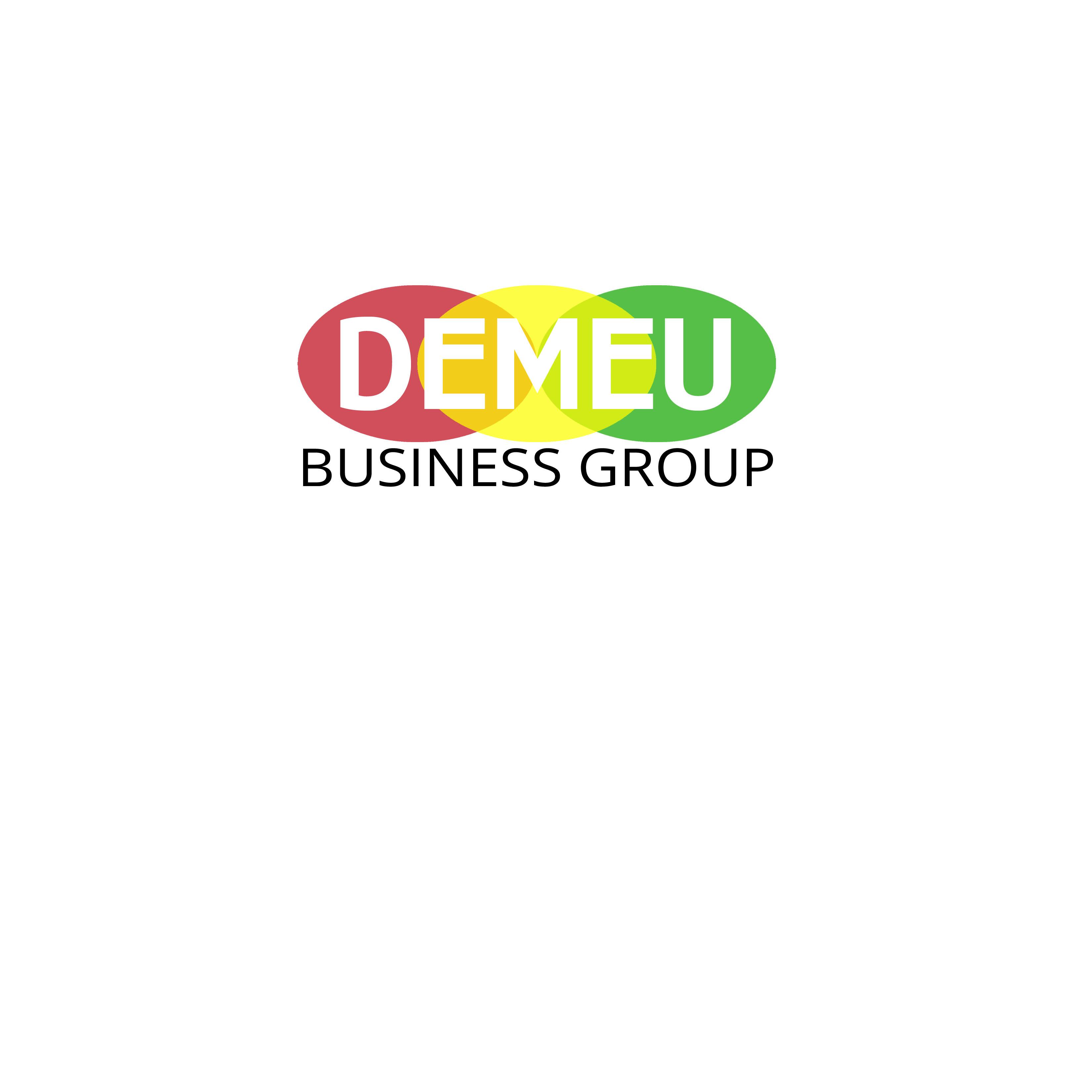 Logo Design by Allan Esclamado - Entry No. 56 in the Logo Design Contest Captivating Logo Design for DEMEU Business Group.