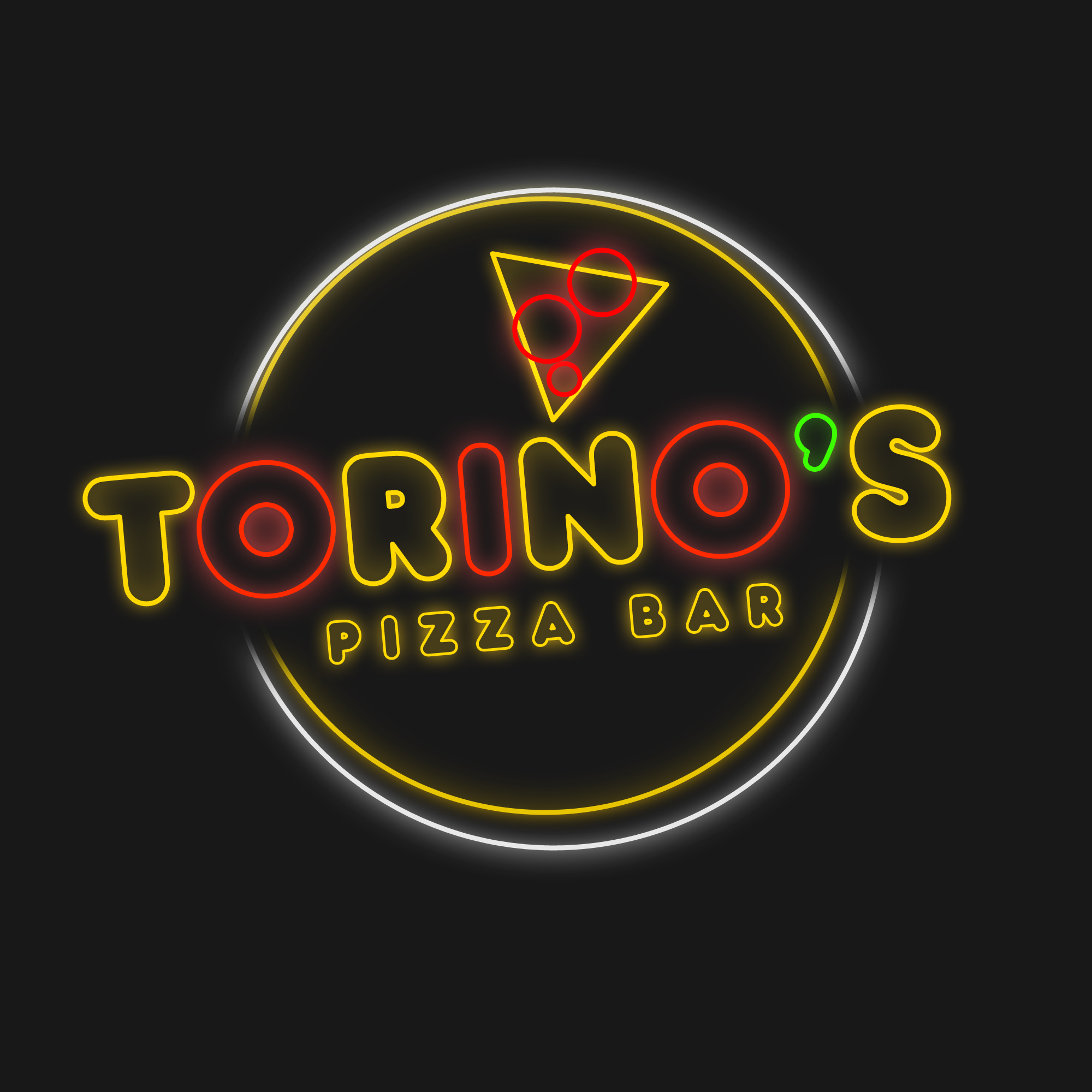 Custom Design by Kenneth Joel - Entry No. 1 in the Custom Design Contest Torino's Pizza Bar Custom Design.