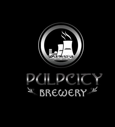Logo Design by Crystal Desizns - Entry No. 33 in the Logo Design Contest Artistic Logo Design for Pulp City Brewery.