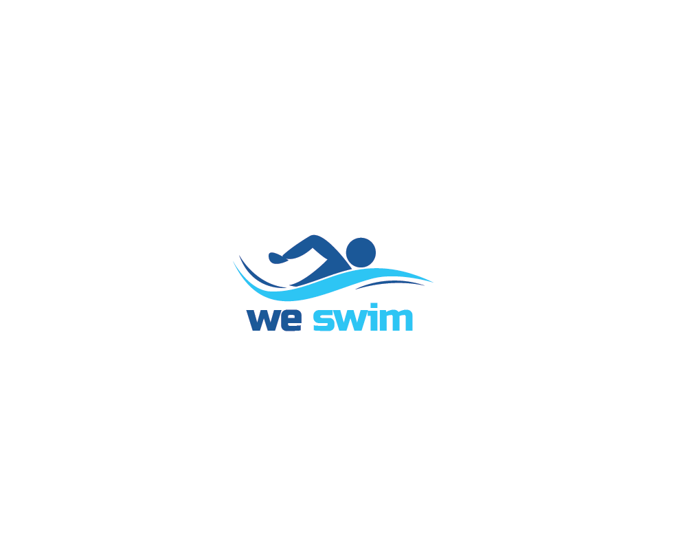 Logo Design by roc - Entry No. 20 in the Logo Design Contest Captivating Logo Design for We Swim.