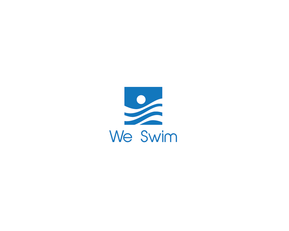 Logo Design by roc - Entry No. 22 in the Logo Design Contest Captivating Logo Design for We Swim.