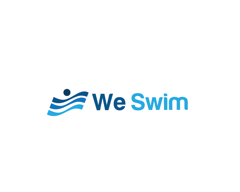 Logo Design by roc - Entry No. 23 in the Logo Design Contest Captivating Logo Design for We Swim.