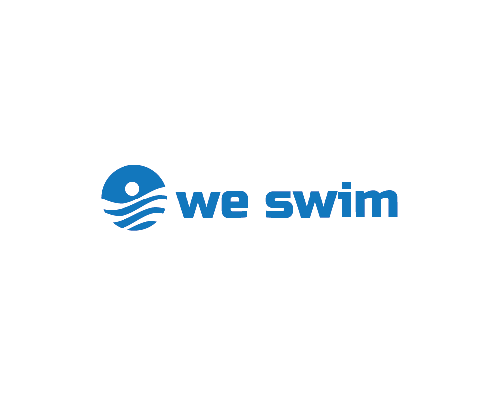 Logo Design by roc - Entry No. 24 in the Logo Design Contest Captivating Logo Design for We Swim.