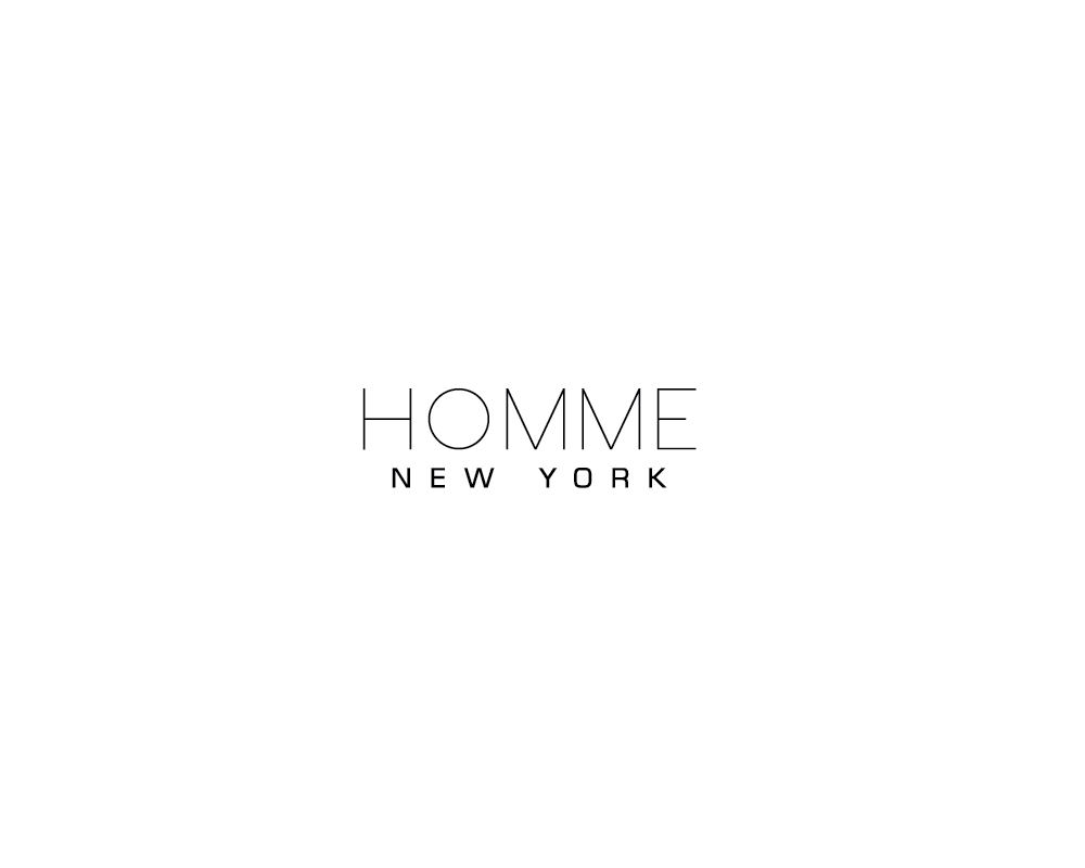 Logo Design by roc - Entry No. 106 in the Logo Design Contest Artistic Logo Design for HOMME | NEW YORK.