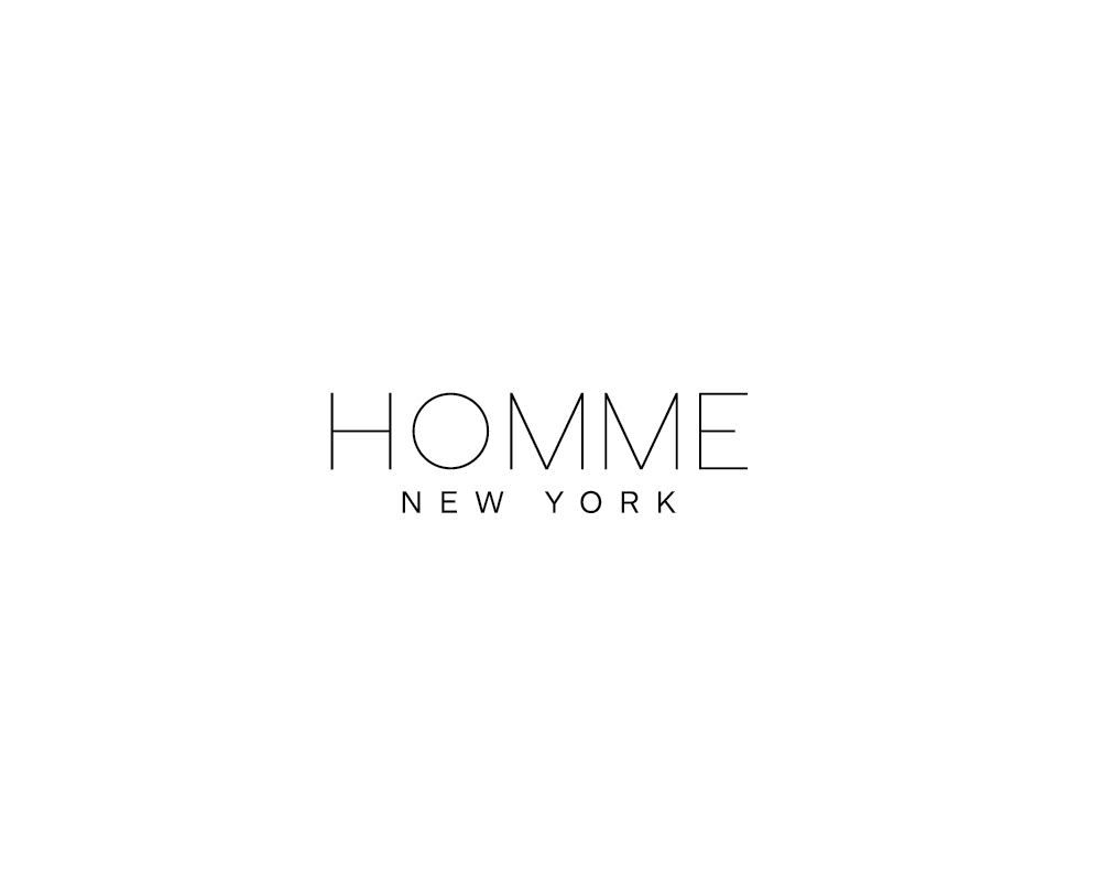 Logo Design by roc - Entry No. 107 in the Logo Design Contest Artistic Logo Design for HOMME | NEW YORK.