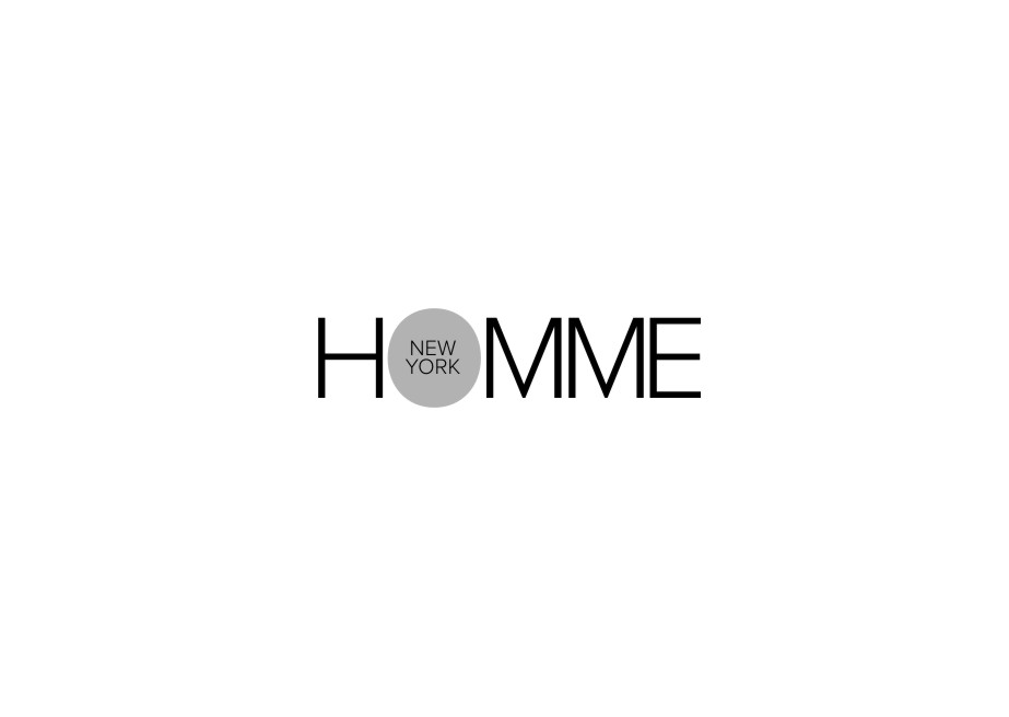 Logo Design by untung - Entry No. 110 in the Logo Design Contest Artistic Logo Design for HOMME | NEW YORK.
