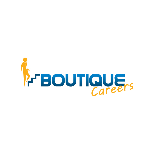 Logo Design by KoenU - Entry No. 4 in the Logo Design Contest Captivating Logo Design for Boutique Careers.