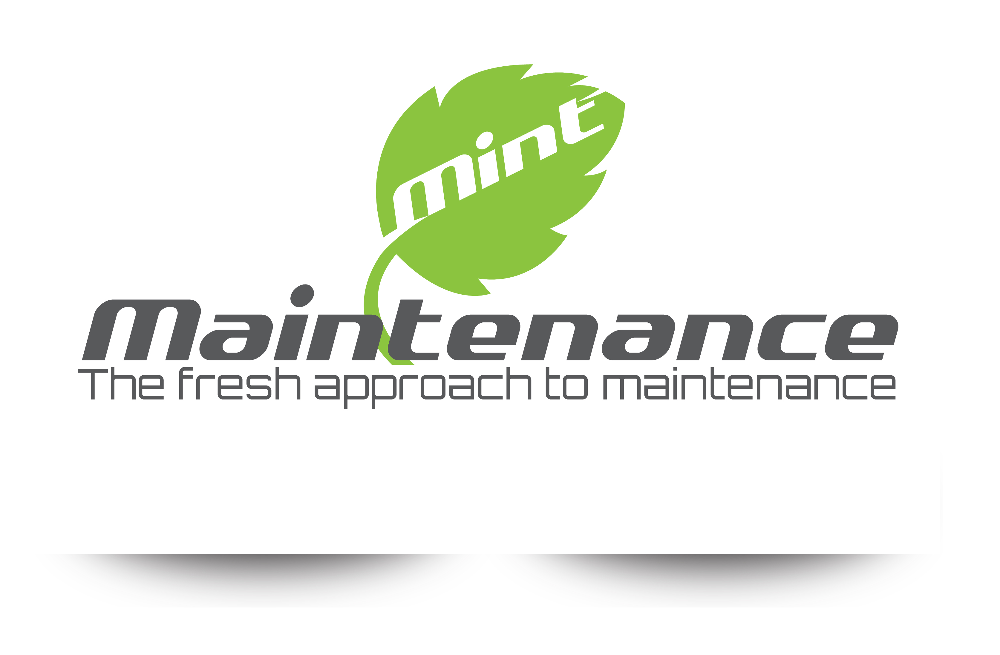 Logo Design by demang - Entry No. 163 in the Logo Design Contest Creative Logo Design for Mint Maintenance.