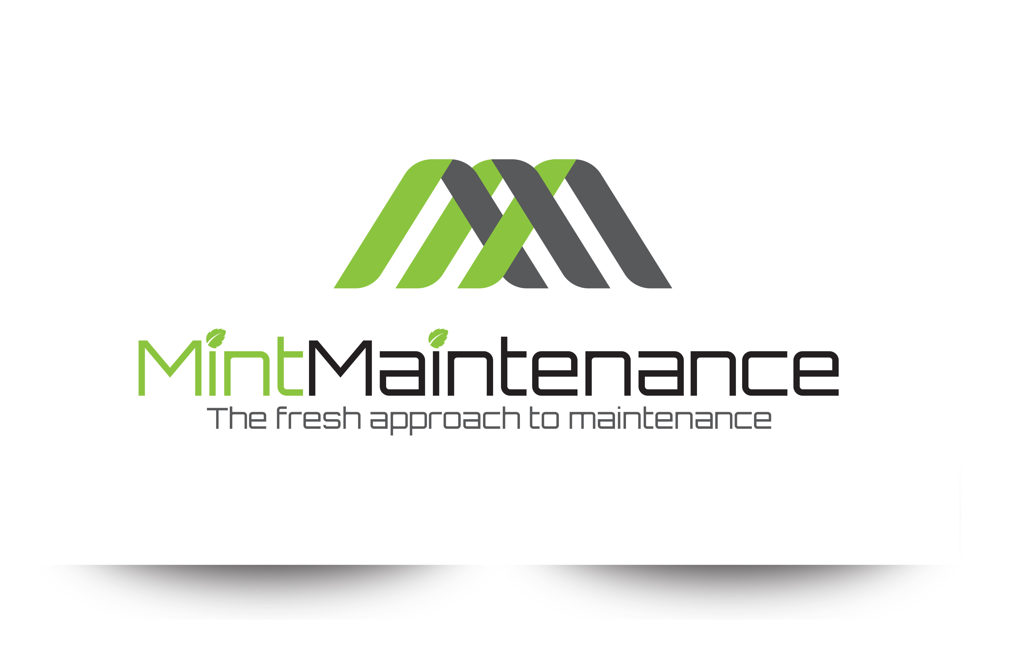 Logo Design by demang - Entry No. 164 in the Logo Design Contest Creative Logo Design for Mint Maintenance.