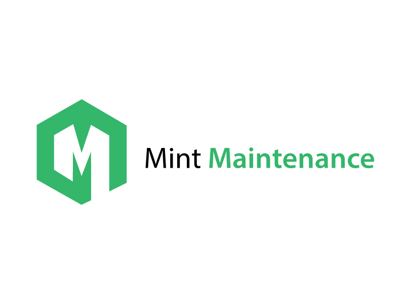 Logo Design by Sonu Boniya - Entry No. 166 in the Logo Design Contest Creative Logo Design for Mint Maintenance.