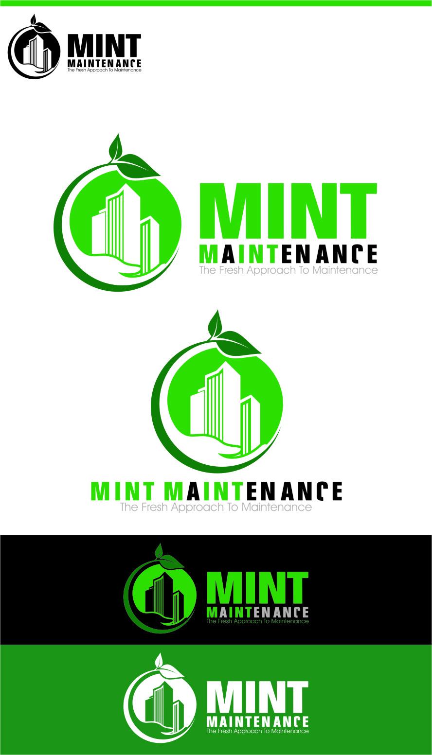 Logo Design by RasYa Muhammad Athaya - Entry No. 170 in the Logo Design Contest Creative Logo Design for Mint Maintenance.
