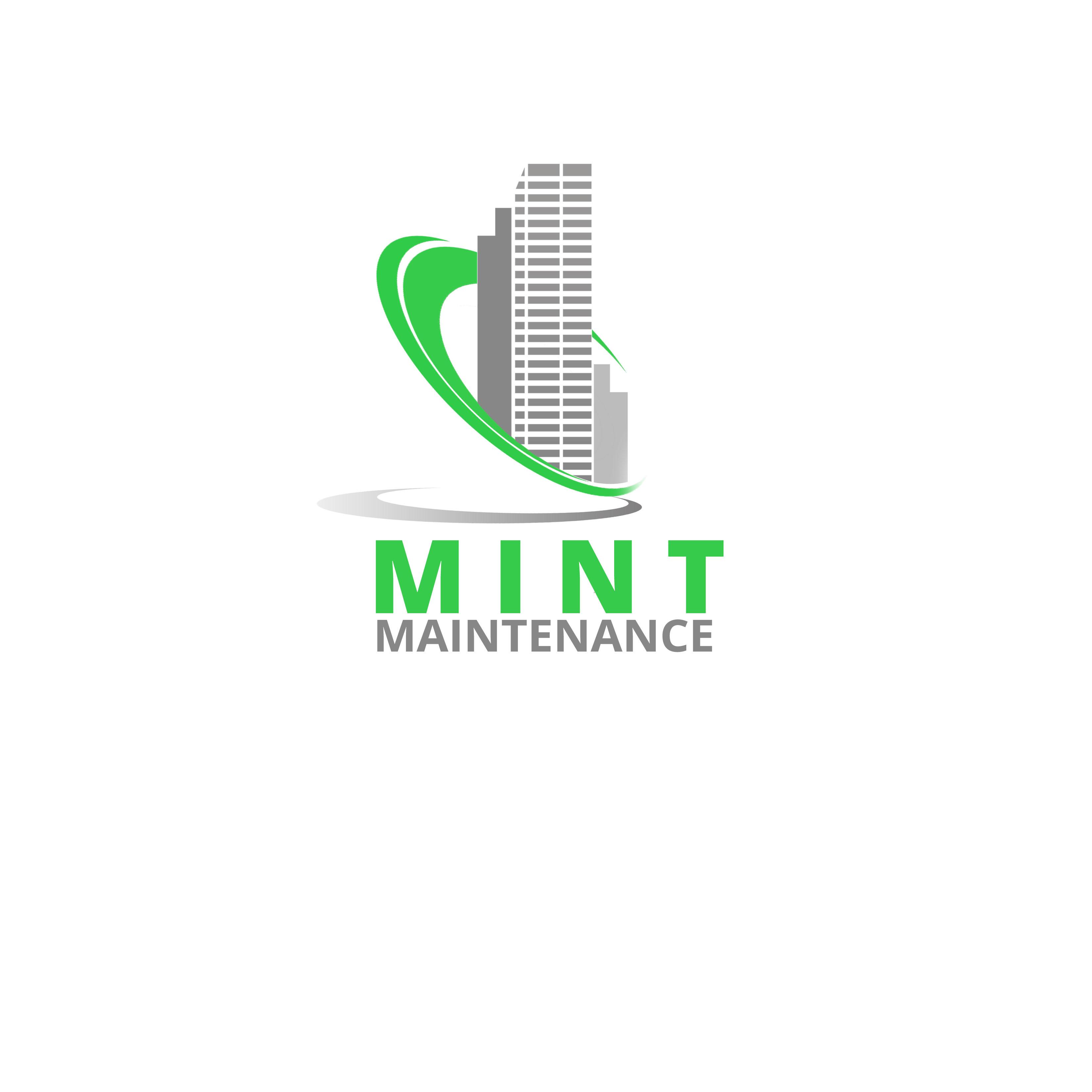 Logo Design by Allan Esclamado - Entry No. 173 in the Logo Design Contest Creative Logo Design for Mint Maintenance.
