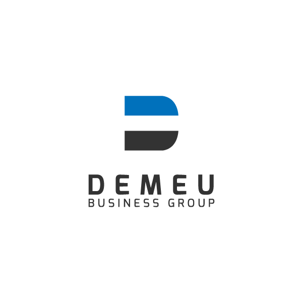 Logo Design by chinie05 - Entry No. 58 in the Logo Design Contest Captivating Logo Design for DEMEU Business Group.