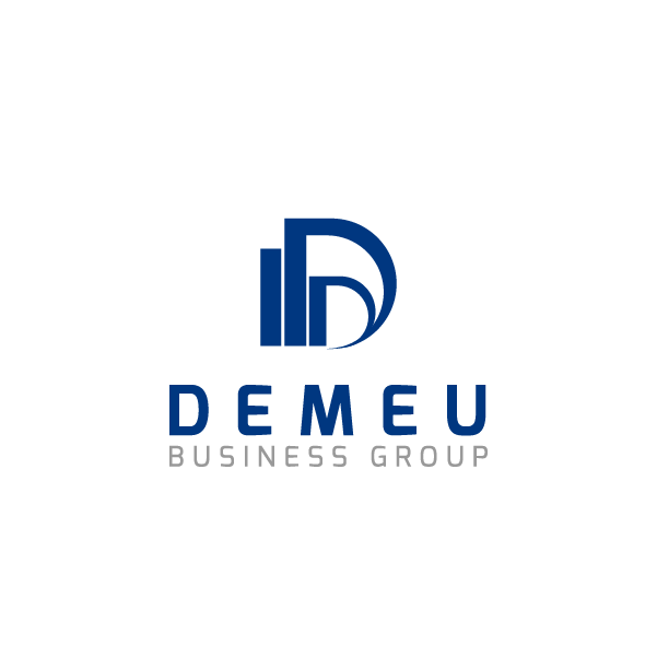 Logo Design by chinie05 - Entry No. 60 in the Logo Design Contest Captivating Logo Design for DEMEU Business Group.